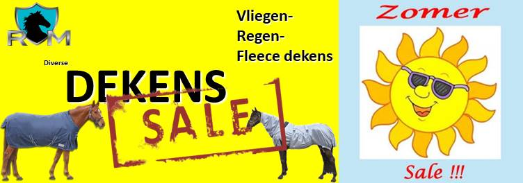 Summer sale Ruitersport Middenbeemster 2018. laatste week.dekens